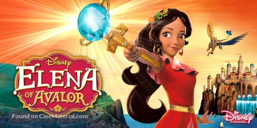 """Elena of Avalor"" - Movie Poster"