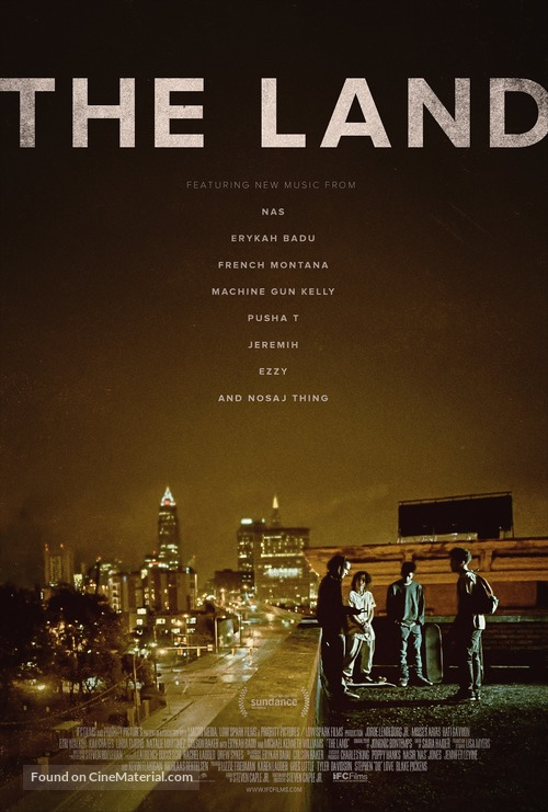 The Land - Movie Poster