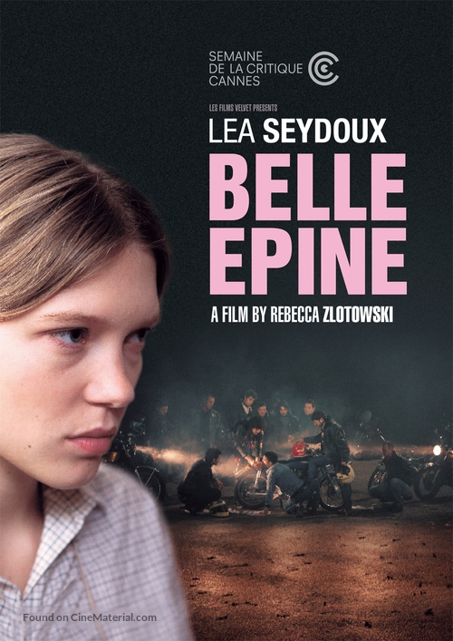 Belle épine - French Movie Poster