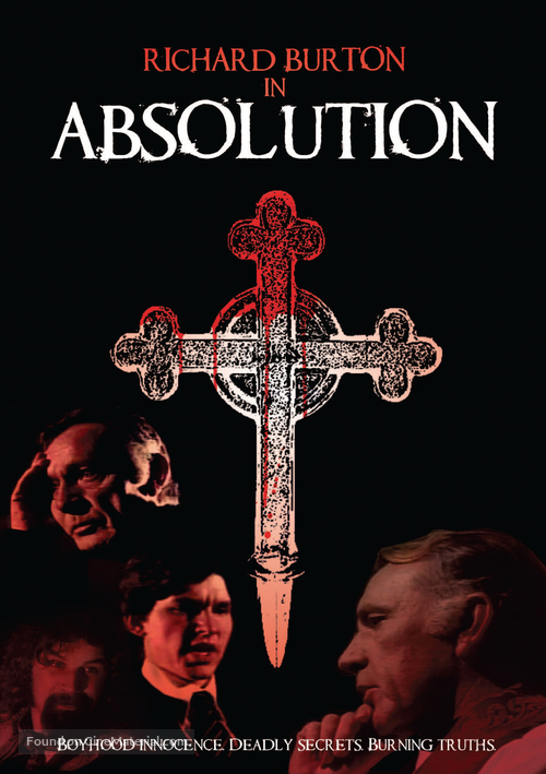 Absolution - DVD movie cover