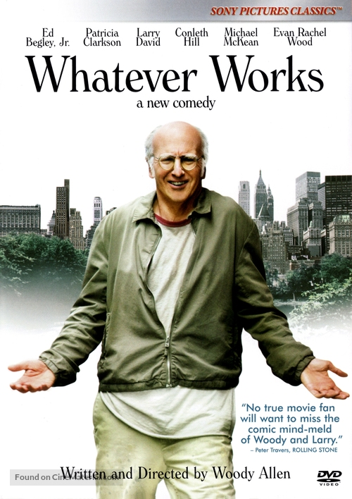 Whatever Works - Movie Cover