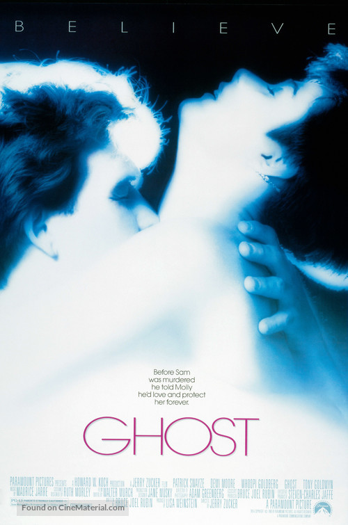 Ghost - Movie Poster