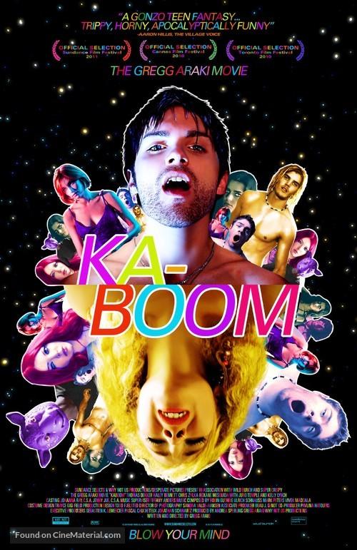 Kaboom - Movie Poster