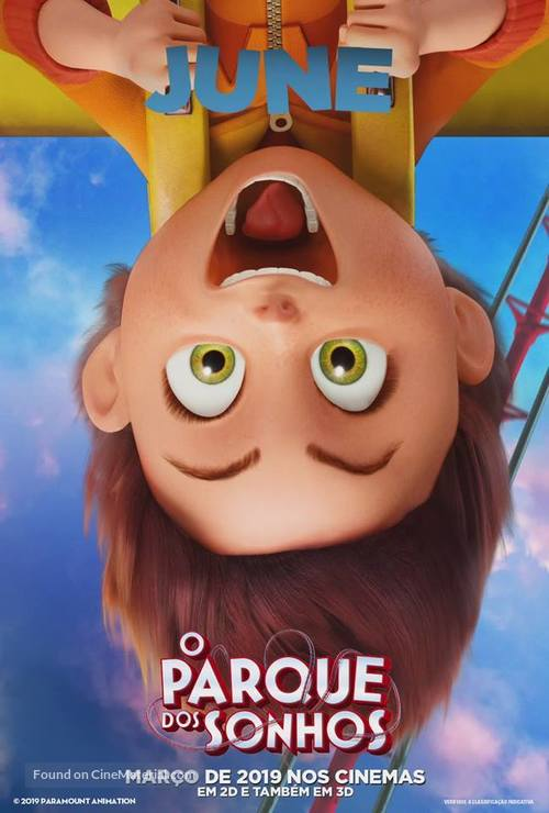 Wonder Park - Brazilian Movie Poster