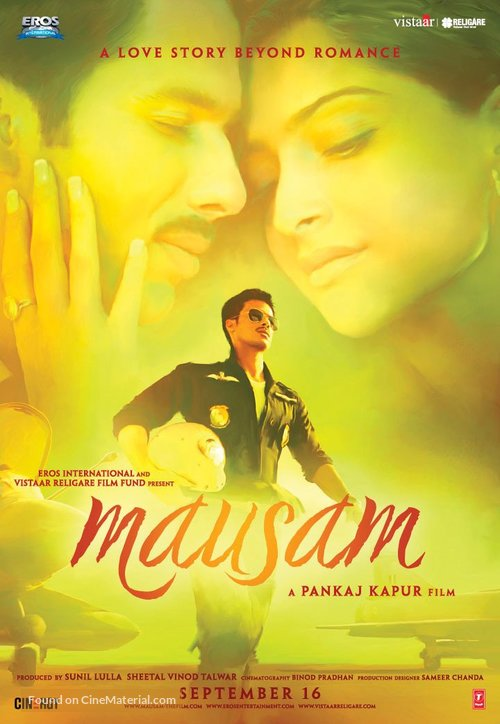 Mausam - Indian Movie Poster