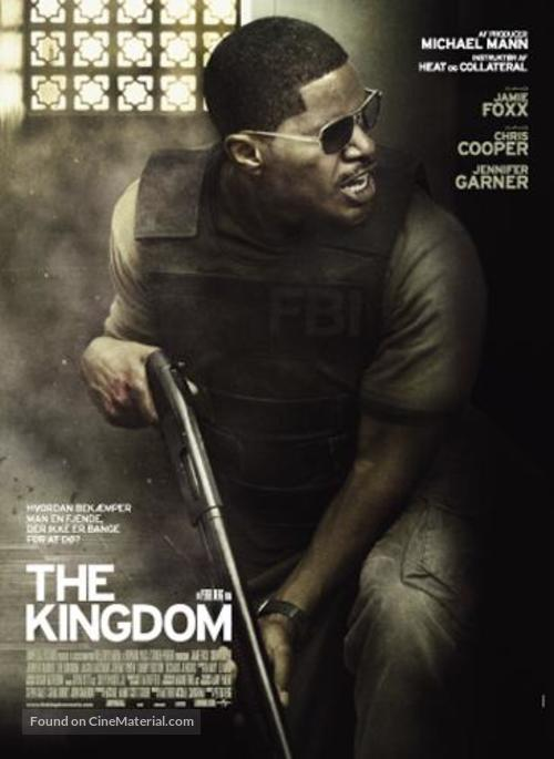The Kingdom - Danish Movie Poster