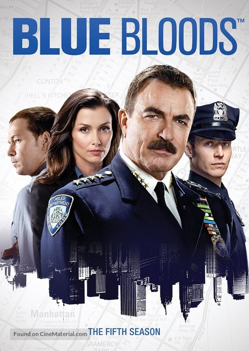 """Blue Bloods"" - Movie Cover"
