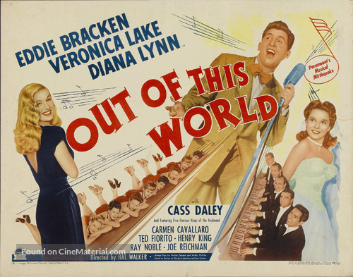 Out of This World - Movie Poster