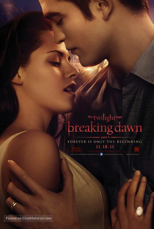 The Twilight Saga: Breaking Dawn - Part 1 - Movie Poster