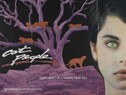Cat People - Teaser movie poster