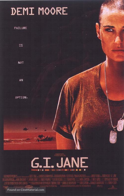G.I. Jane - Movie Poster