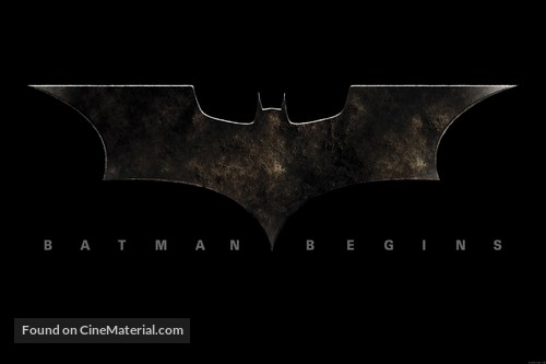 Batman Begins - Logo
