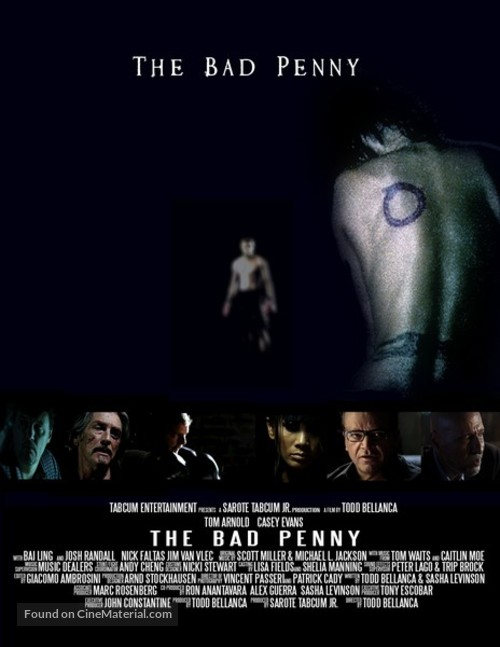 The Bad Penny - Movie Poster