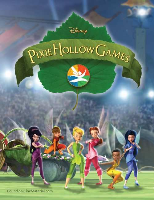Pixie Hollow Games - Movie Poster
