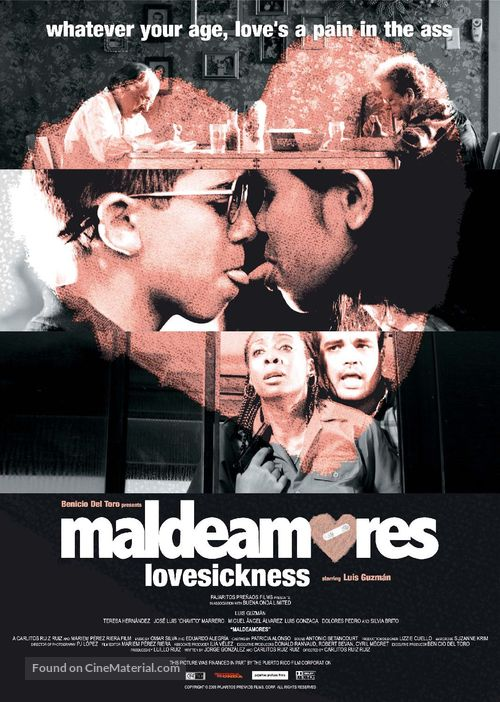 Maldeamores - poster