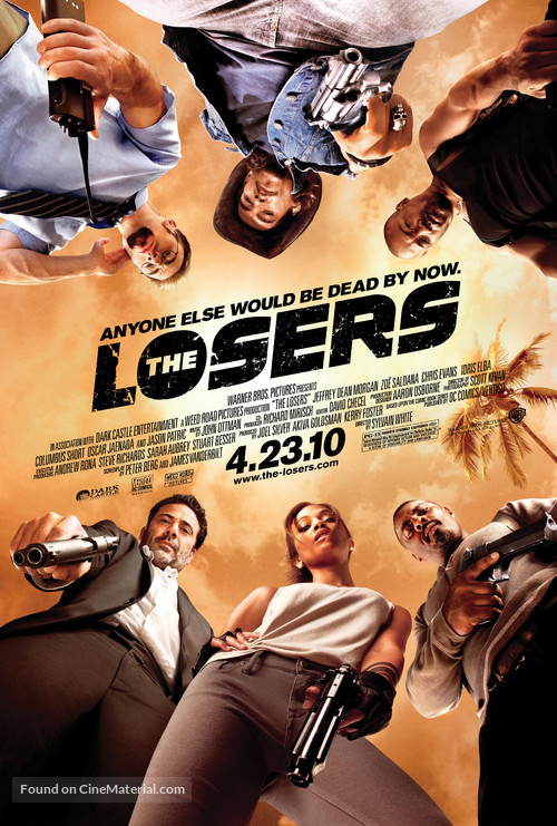 The Losers - Movie Poster