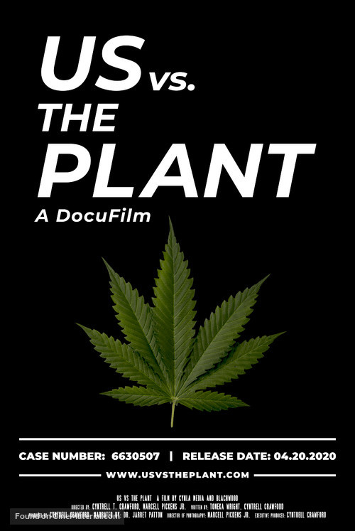 Us vs the Plant - Movie Poster