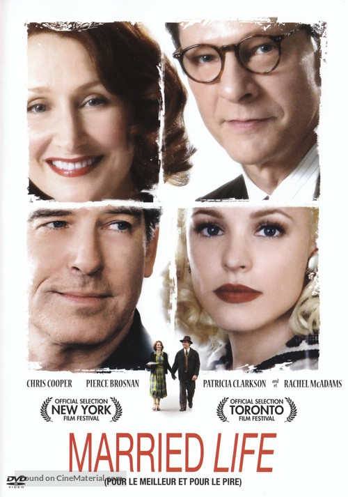 Married Life - Canadian DVD cover