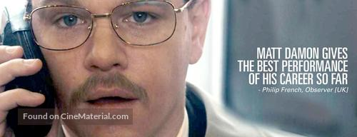 The Informant - Movie Poster