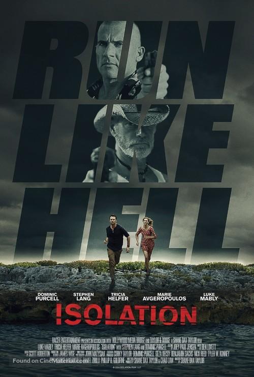 Isolation - Movie Poster