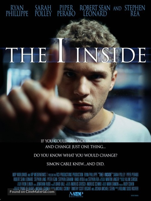 The I Inside - Movie Poster