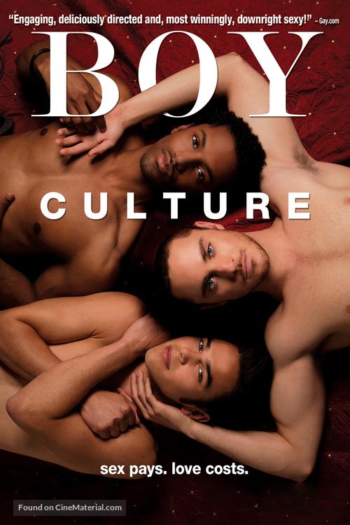 Boy Culture - DVD cover