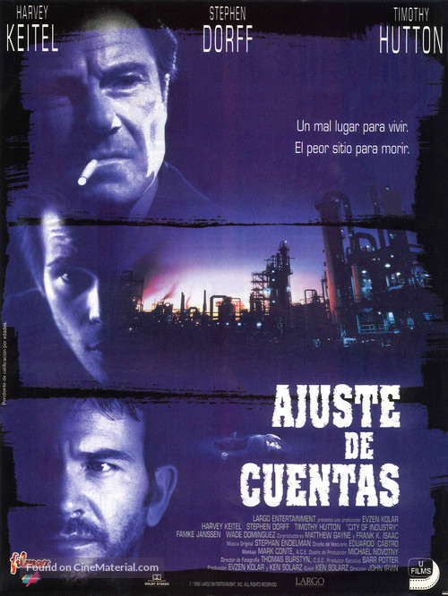 city of industry 1997 movie