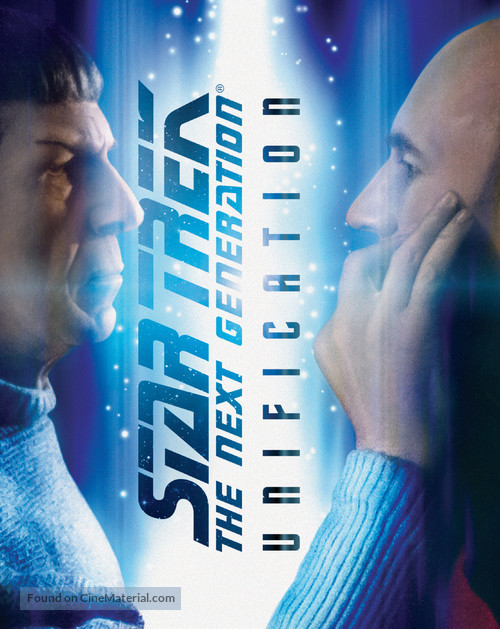"""Star Trek: The Next Generation"" - DVD cover"