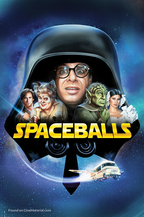 Spaceballs - Movie Cover
