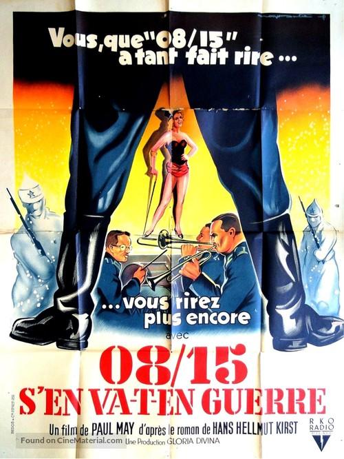 08/15 - Zweiter Teil - French Movie Poster