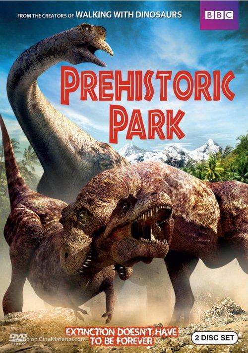"""Prehistoric Park"" - Canadian DVD cover"