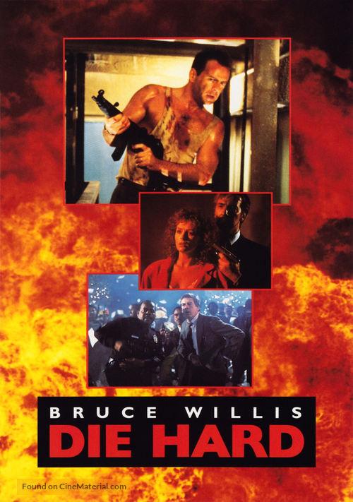 Die Hard - DVD cover