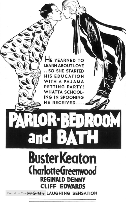 Parlor, Bedroom and Bath - poster