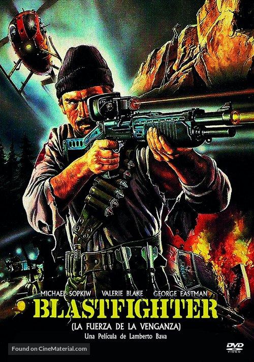 Blastfighter - Spanish Movie Cover