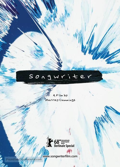 Songwriter - British Movie Poster