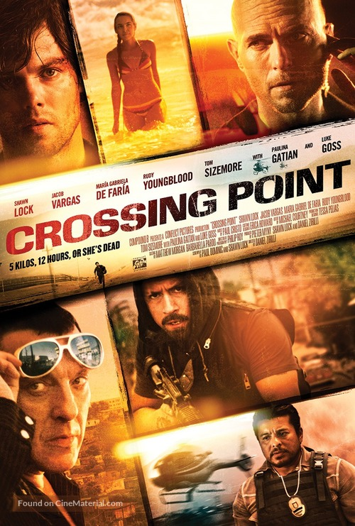 Crossing Point - Movie Poster