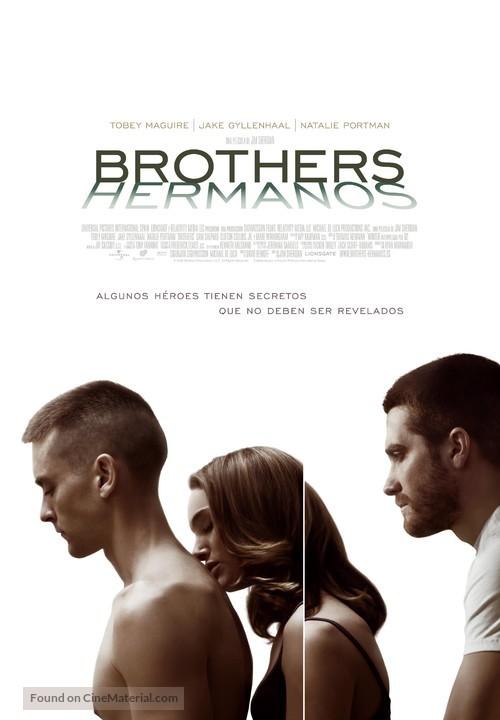 Brothers - Spanish Movie Poster