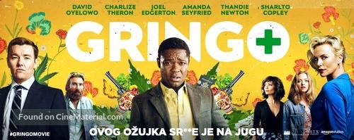Gringo - Croatian Movie Poster
