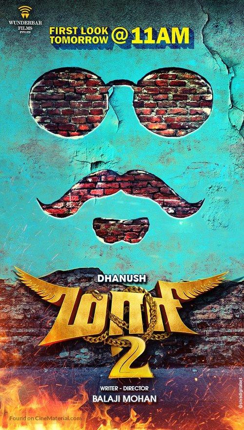 Maari 2 - Indian Movie Poster