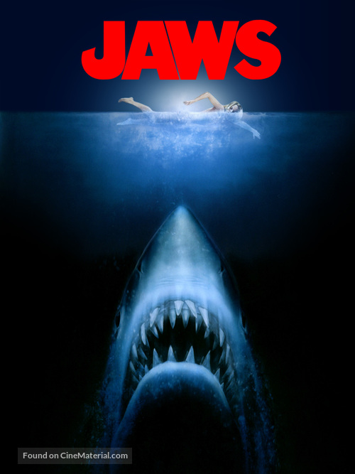 Jaws - Movie Cover