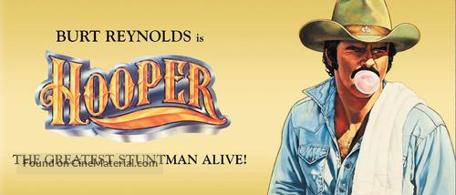 Hooper - Movie Poster