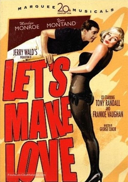 Let's Make Love - DVD cover