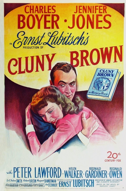 Cluny Brown - Movie Poster