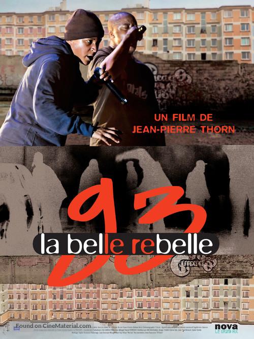 93: La belle rebelle - French Movie Poster