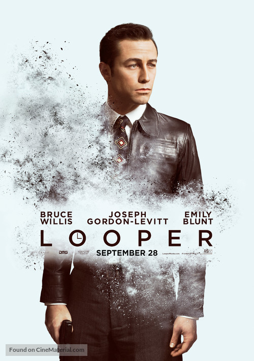 Looper - Movie Poster