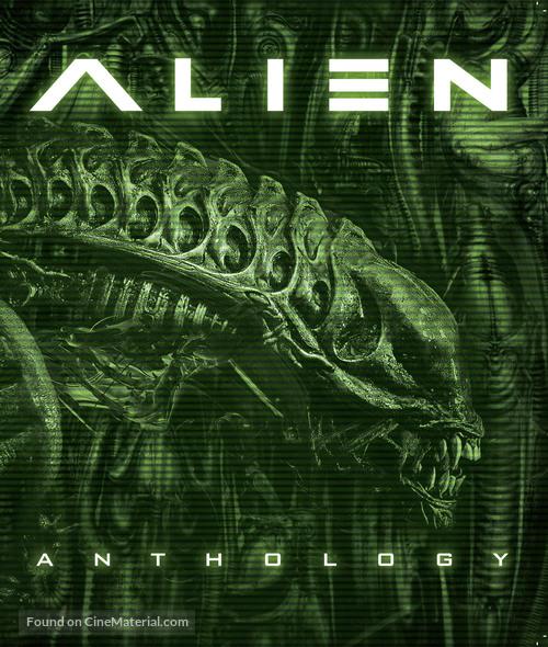 Alien 3 - Blu-Ray movie cover