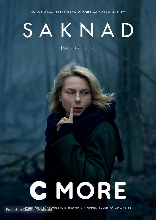 Saknad - Swedish Movie Poster