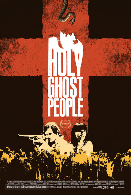 Holy Ghost People - Movie Poster