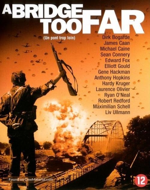 A Bridge Too Far - Dutch Blu-Ray cover
