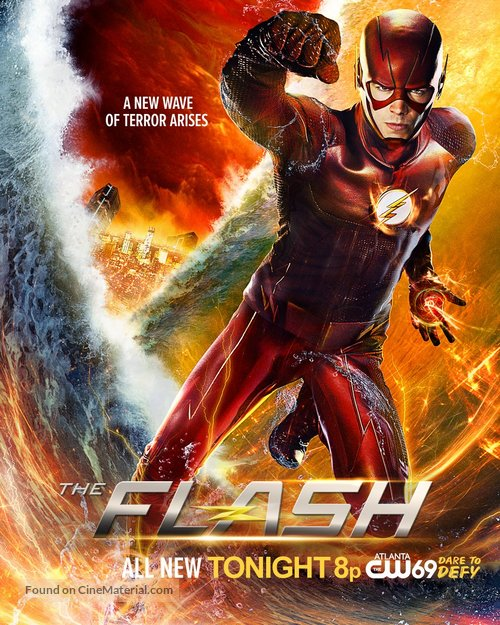"""The Flash"" - Movie Poster"